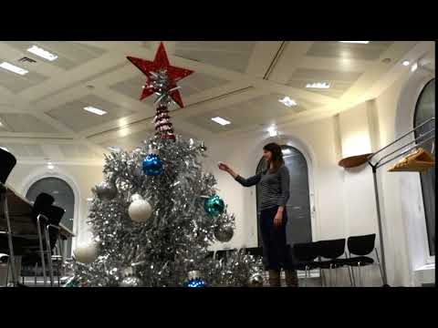 RELX Group splashes out on massive Christmas tree