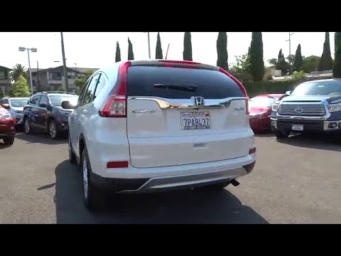 2015 Honda CR-V San Francisco, Napa, Santa Rosa, Vallejo, Oakland, CA P2639A