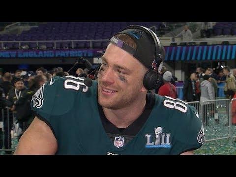 Zach Ertz was surprised his Super Bowl-winning TD vs. Patriots was reviewed | NFL Primetime | ESPN