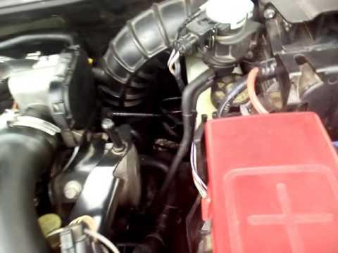 вибрация двигателя при разгоне renault scenic 2