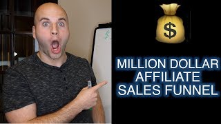 💵 My Simple 1 Million Dollar Affiliate Sales Funnel