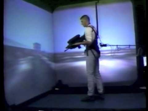 Tape #012 16-18 October 1995 - AUSA Demo - NPSNET-IV-Treadport