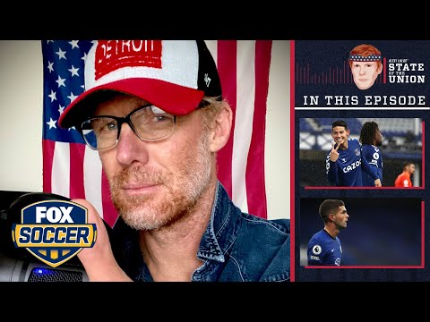 EPL, Supporters' Shield, World Cup 2023? | EPISODE 112 | ALEXI LALAS' STATE OF THE UNION PODCAST