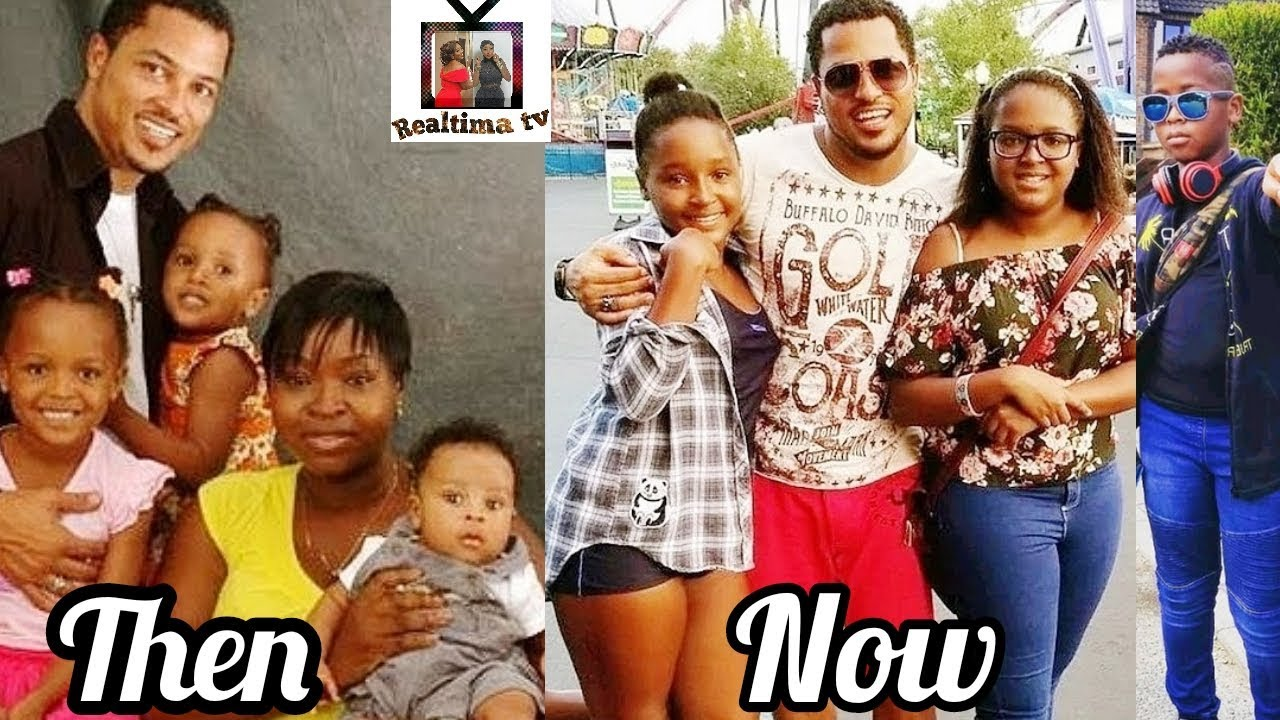 Download Actor Van Vicker Wife, Kids and Their Beautiful Transformation