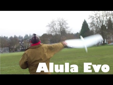 Alula Evo day two up to 2 minutes!
