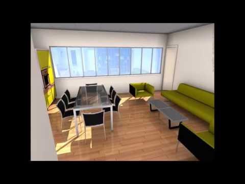 Ristrutturazione e arredamento di un appartamento di 60 mq for Appartamento 60 mq design