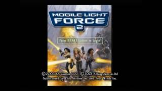 Mobile Light Force 2 PS2 Normal Gameplay (XS Games / Taito)