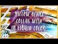 Yellow Ochre w/ In Liquid Color's Denise Soden | Pigment Spotlight (Video Swap)