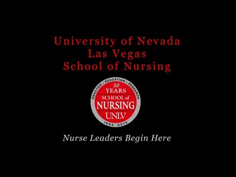 UNLV School of Nursing Program Overview