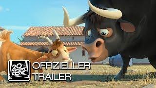 Ferdinand | Trailer 2 | Deutsch HD German (2017)