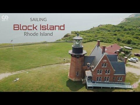 Rhode Island Sail Block Island, USA | sea tv