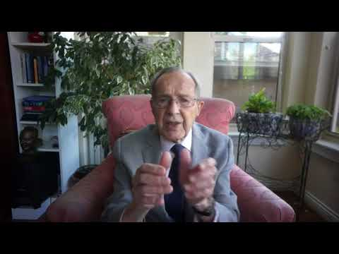 Dr. William Perry speaks about the risks of nuclear weapons