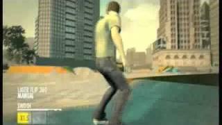 Skate It (Dazzle/Webcam test) MATRIX PLAZA