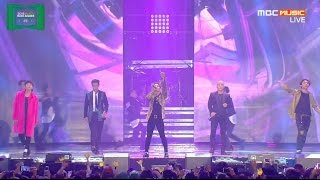 BIGBANG - '뱅뱅뱅(BANG BANG BANG)' + '맨정신(SOBER)' + 'FANTASTIC BABY' 1107 MELON MUSIC AWARDS thumbnail