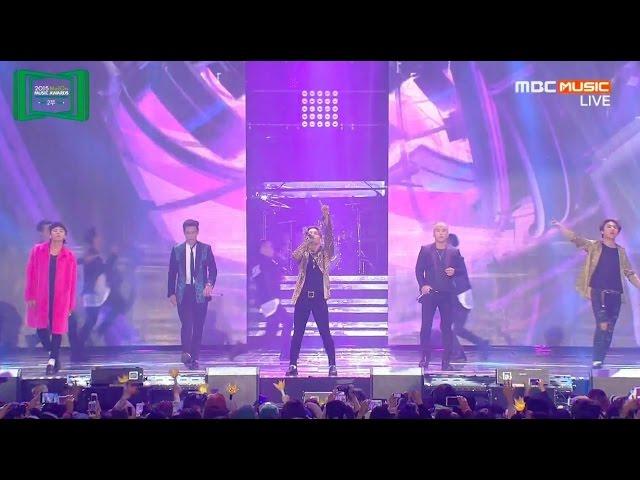 BIGBANG - '뱅뱅뱅(BANG BANG BANG)' + '맨정신(SOBER)' + 'FANTASTIC BABY' 1107 MELON MUSIC AWARDS #1