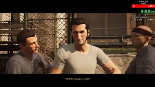 A Way Out Any% Speedrun 3:16:48