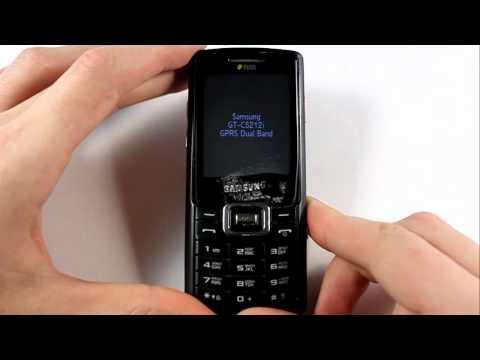 TechnoCrash#31: Samsung C5212i: High temperature test (10 min.)