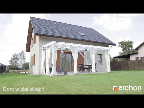Дом в хлорофитуме - реализация проекта