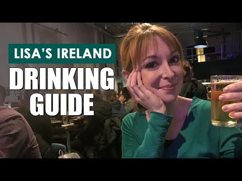Lisa's Ireland Drinking Guide!