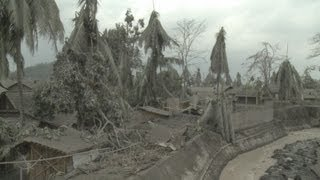 Merapi Volcano Eruption Disaster, Indonesia 7th-11th Nov. 2010 HD Screener Part 1 thumbnail