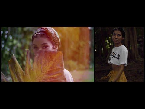 Смотреть клип Jhené Aiko - Born Tired