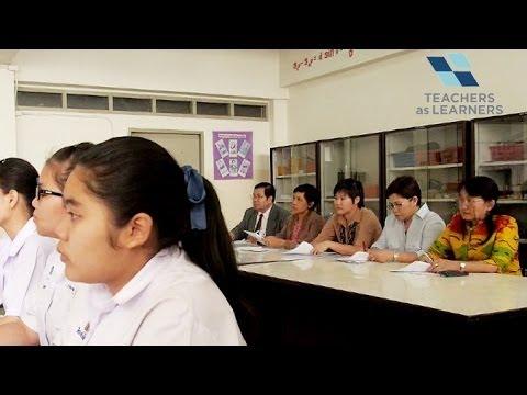3 ประสาน กรณีศึกษาของศึกษานิเทศก์ สพม.1 (ชุมชนแห่งการเรียนรู้ทางวิชาชีพ)