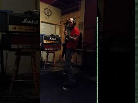 Engage the Threat at Groove Studio - Daamon Tracking