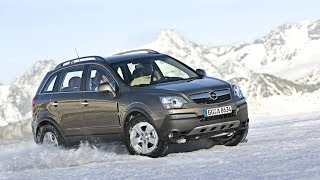 Opel Antara 2006 кроссовер