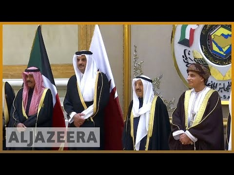 GCC summit opens in Riyadh amid Gulf crisis | Al Jazeera English