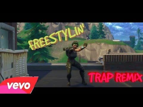Fortnite   Freestylin' Emote Trap Remix