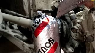 Экстренный ремонт пыльника гранаты