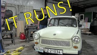 Rebuilding the Trabant's Engine: Part 4 - Finale