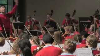 End of Olympic Fanfare Interlochen WYSO