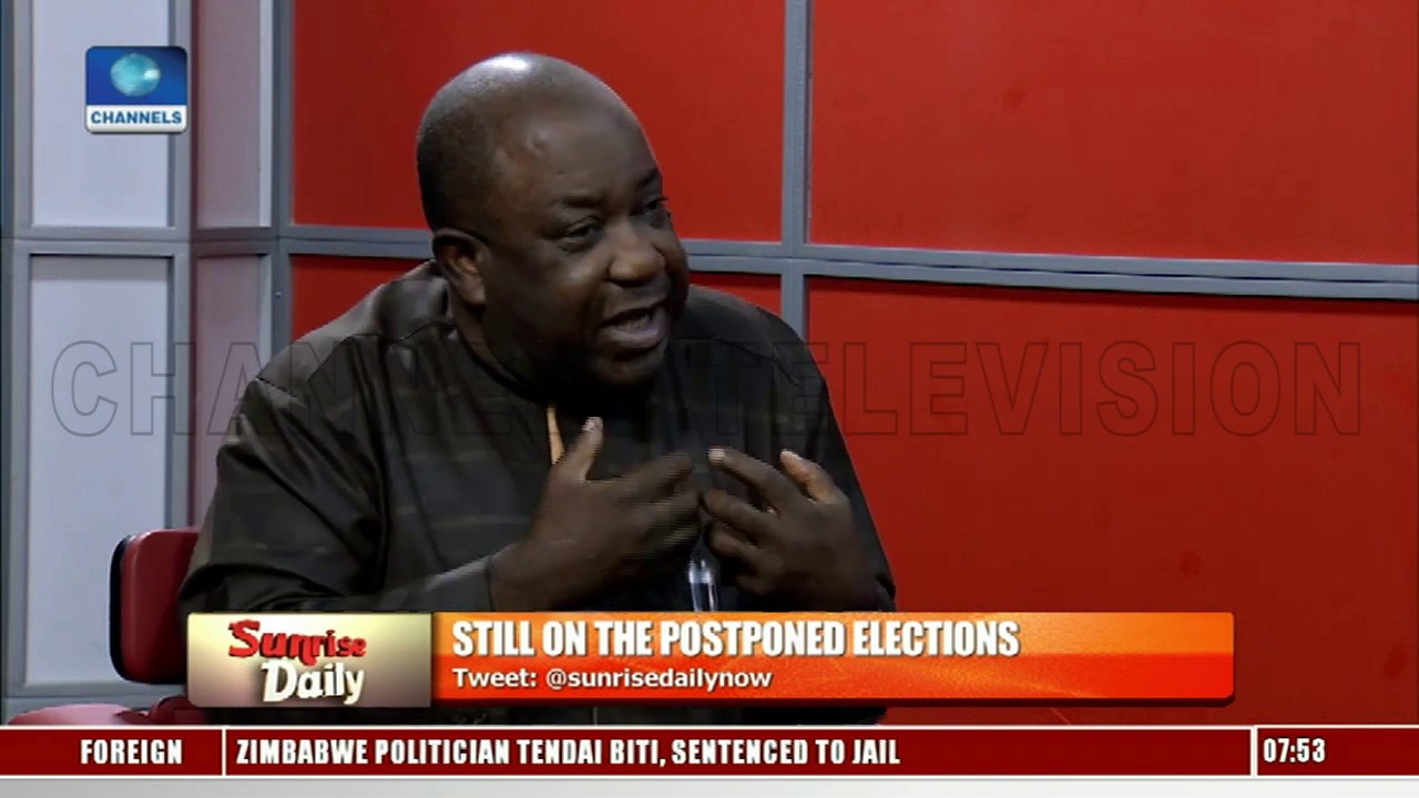 Ballot Snatching: President Buhari's Reaction Was Most Unexpected, Says Eguabor |Sunrise Daily|