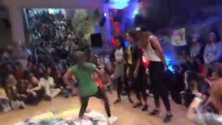 STREETSTAR 2016 | DANCEHALL QUARTER FINAL | MJI
