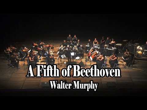 A Fifth of Beethoven Ateneo Blue Symphony Orchestra
