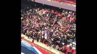 Ambiance CUP Psg - Barça Féminines