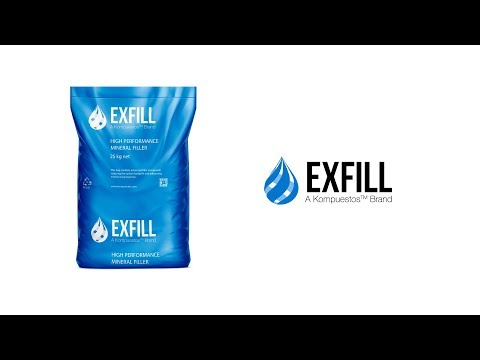 EXFILL® - Excellence in Mineral Fillers