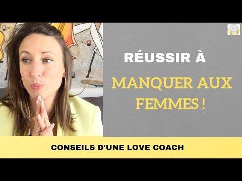 5 ETAPES POUR MANQUER AUX FEMMES