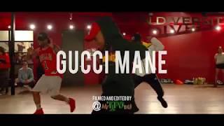 Gucci Mane - Met Gala ft. Offset | Choreography by @King_Guttah