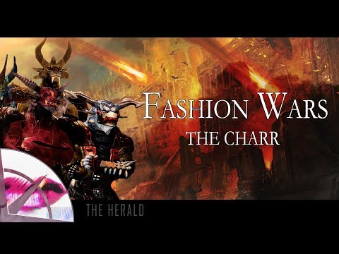Guild Wars 2 | Fashion Wars Top Ten | The Charr | The Krytan Herald