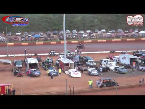 USCS Sprints Dash and Heats Dixie Speedway 7/14/18!