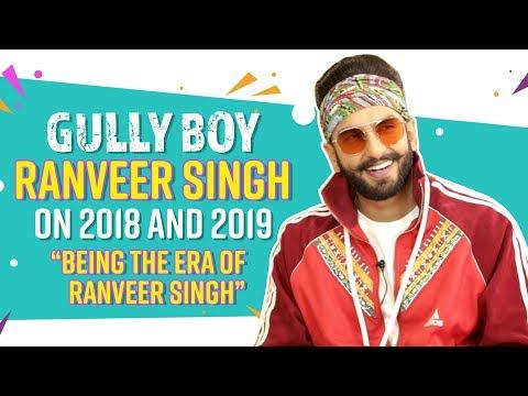 Gully Boy Ranveer Singh on Deepika Padukone being his 鈥楲axmi鈥� and Simmba's success| Apna Time Aayega