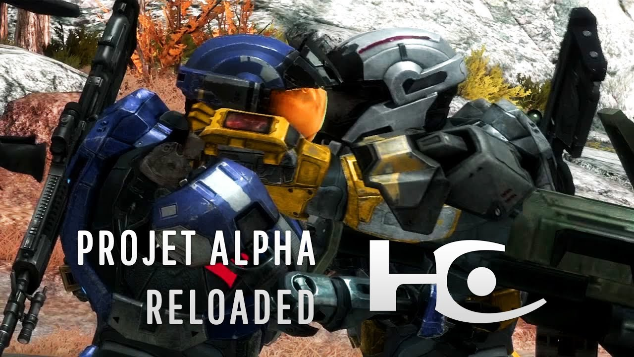 Projet Alpha [Reloaded] ONI: Sword Base (Halo Reach Glitches)