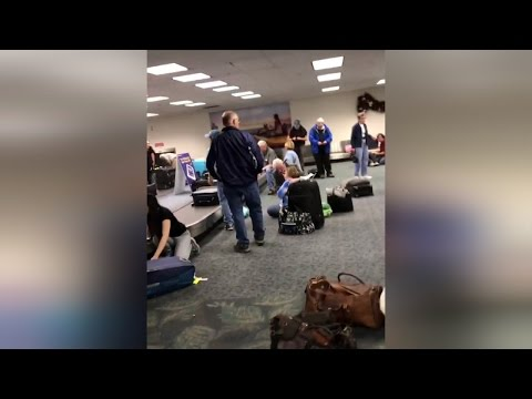 Shocking Video Shows The Grim Aftermath Of Fort Lauderdale Airport Shooting