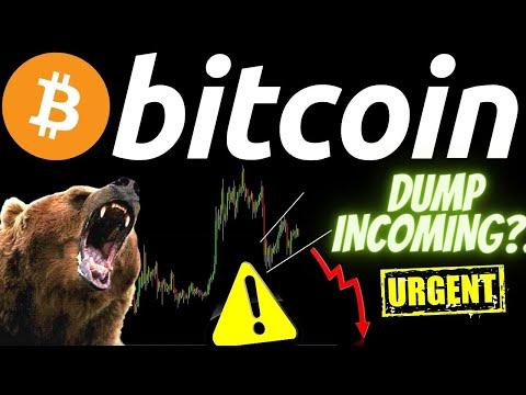 DUMP INCOMING FOR BITCOIN, LTC, And ETH !? Crypto BTC TA Price Prediction, Analysis, News, Trading