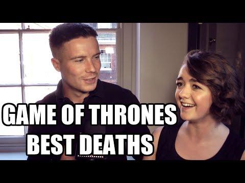 Game of Thrones Best Deaths