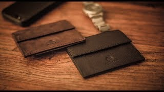 Perfect Minimalist Wallet - Ed Wallet By Ed Charly