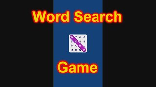 Word Search Quest Game on Cell Phone Can You Find The Hidden Words? screenshot 2