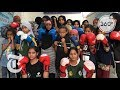 Punch With Pakistani Girls at a Karachi Boxing Club | The Daily 360 | The New York Times